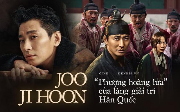 Joo Ji Hoon - Phượng hoàng lửa thiêu sạch scandal, khẳng định đẳng cấp diễn viên hàng đầu Châu Á với series Kingdom - Ảnh 1.