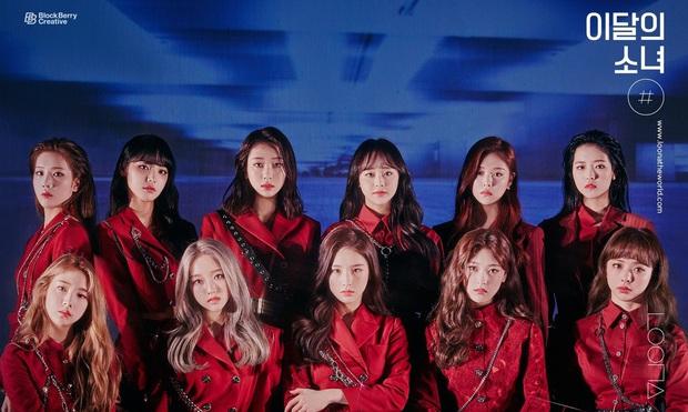BXH 30 girlgroup gây xôn xao cả Kpop: Nhóm kém nổi lên No.1 nhờ lọt top Billboard, BLACKPINK - Red Velvet ngâm ngùi lùi về - Ảnh 2.