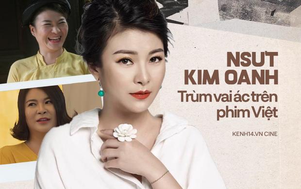 NSƯT Kim Oanh: Từ trùm của màn ảnh Việt đến mợ 13 thở thôi cũng thấy ghét ở Đừng Bắt Em Phải Quên - Ảnh 2.