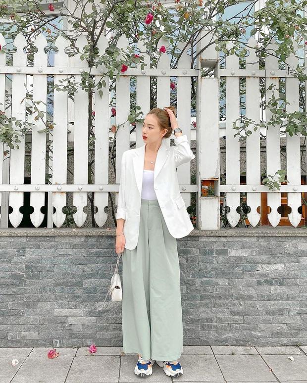 """Street style hội gái xinh mặc đẹp Instagram: Chỉ cần chân váy xinh hoặc quần """"hack dáng"""" là outfit đạt điểm 10 rồi - Ảnh 2."""