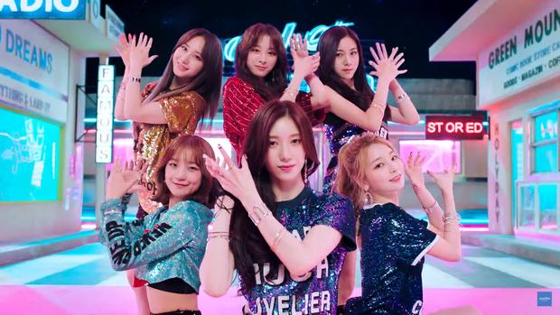 BXH 30 girlgroup gây xôn xao cả Kpop: Nhóm kém nổi lên No.1 nhờ lọt top Billboard, BLACKPINK - Red Velvet ngâm ngùi lùi về - Ảnh 11.