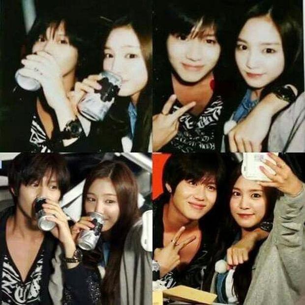 Dân tình rần rần bằng chứng Taemin và Naeun hẹn hò: Từ mẫu hình của đằng trai đến loạt đấu hiệu từ 7 năm trước - Ảnh 9.