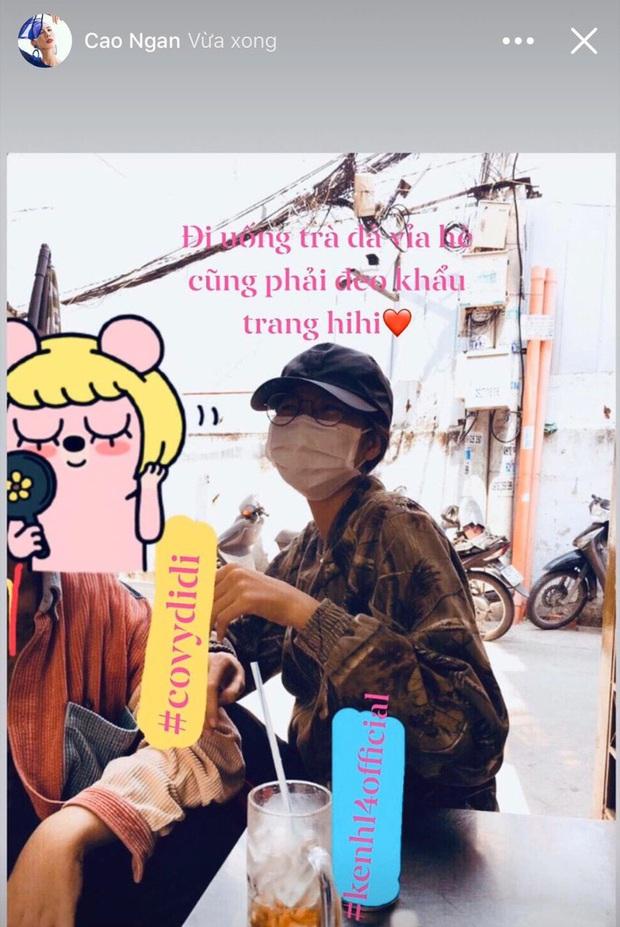 OOTD cùng khẩu trang với sao Vbiz: Quang Bảo cực ngầu, Chúng Huyền Thanh mẫu mực thế này thì Cô Vy không có cửa đến nhà! - Ảnh 15.
