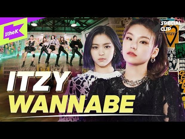 Đâu chỉ có JYP push nhiệt tình, Yeji (ITZY) còn được nhà đài ưu ái hết sức: Liên tục lên ảnh bìa video, còn cướp luôn kết màn của center! - Ảnh 2.