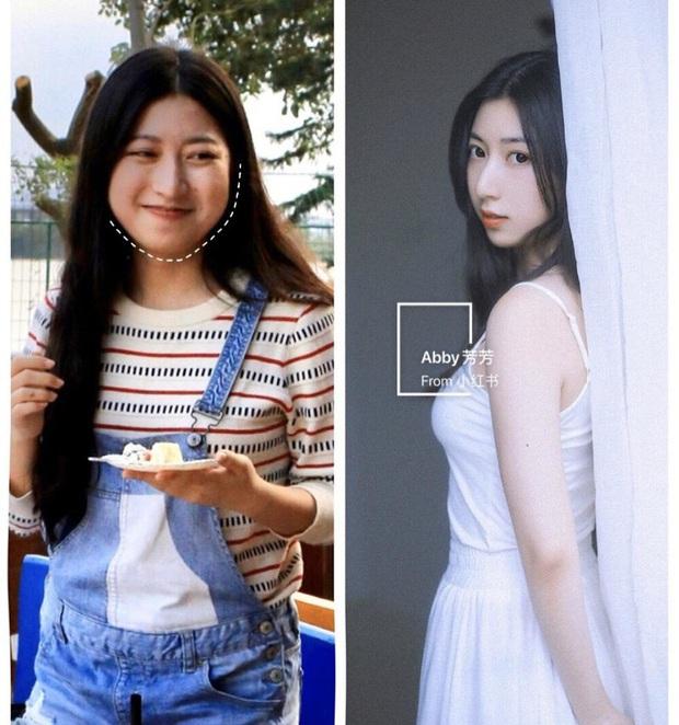 Từ bình thường hóa girl xinh, cô bạn 21 tuổi chứng minh con gái chỉ cần giảm một chút cân thôi là lên đời nhan sắc ngay - Ảnh 2.