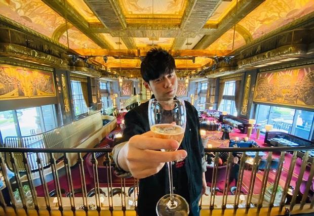 Sự thật về bức ảnh Châu Kiệt Luân tăng cân nứt bụng, gương mặt lộ nọng cằm vì uống trà sữa xôn xao MXH - Ảnh 10.
