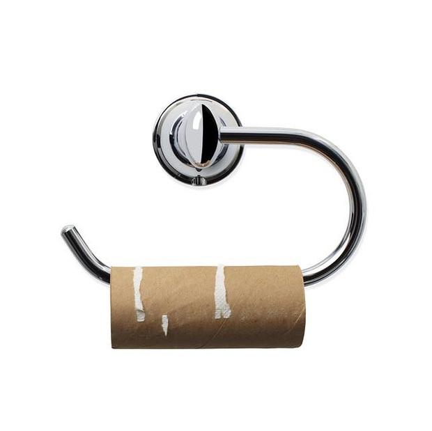 Cảnh sát Mỹ hướng dẫn tự chế giấy toilet vì người dân cứ gọi 911 để báo cáo... hết giấy vệ sinh - Ảnh 2.