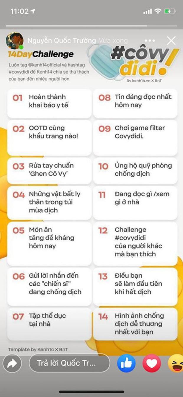 Sao Việt đang rần rần tham gia Cô Vy đi đi: Từ Huyền My, Hoài Sa đến loạt nghệ sĩ giải quyết thử thách số 1 chỉ trong 3 phút! - Ảnh 24.