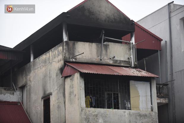 Vụ cháy kinh hoàng làm 3 người trong 1 gia đình tử vong ở Hưng Yên: Camera an ninh ghi lại tình tiết đáng ngờ - Ảnh 4.