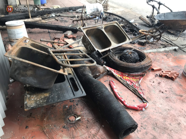 Nhân chứng kể lại giây phút kinh hoàng khi ngôi nhà bốc cháy khiến 3 người tử vong: Trong nhà chẳng ai kêu cứu được câu nào - Ảnh 7.