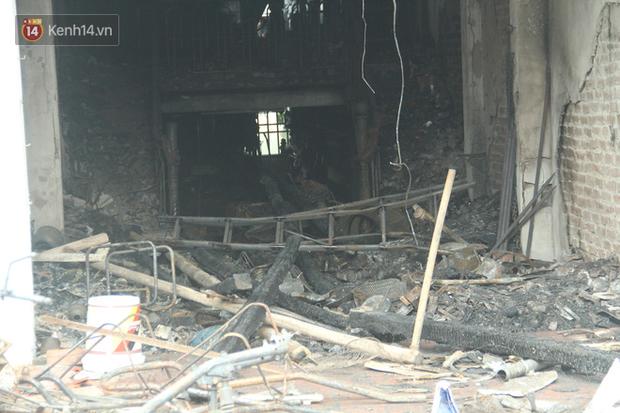 Nhân chứng kể lại giây phút kinh hoàng khi ngôi nhà bốc cháy khiến 3 người tử vong: Trong nhà chẳng ai kêu cứu được câu nào - Ảnh 5.