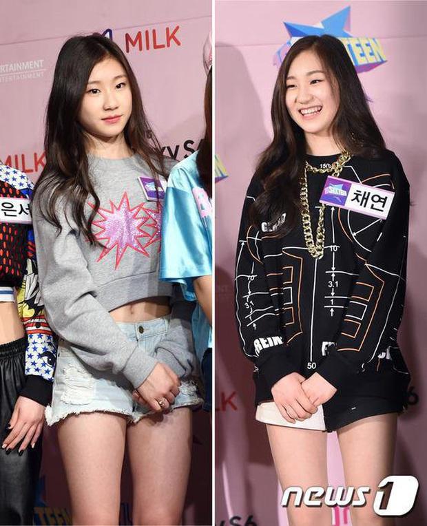 """Sự nghiệp giống nhau đến lạ của cặp chị em Kpop: Đều là thành viên """"hụt"""" của TWICE, bị chê kém sắc rồi lột xác, debut xong đều bị dìm hàng - Ảnh 5."""