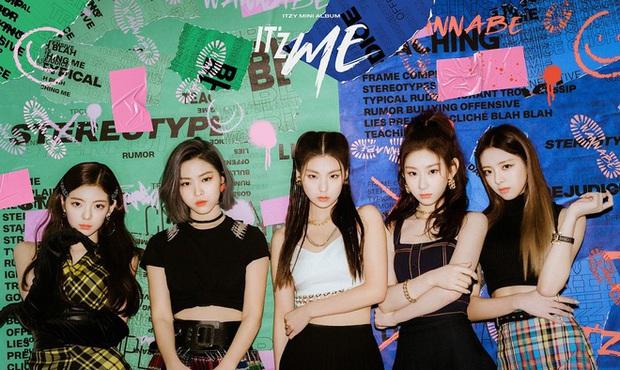 Các công ty giải trí chọn ra idol xuất sắc nhất Kpop hiện tại: BTS và TWICE dẫn đầu mảng nhóm, IU thống trị mảng solo, ITZY chắc suất tân binh khủng long - Ảnh 6.