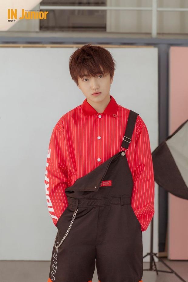 """Hội idol """"nhi đồng"""" trong các nhóm nhạc: Center của IZ*ONE debut năm 14 tuổi vẫn chưa gây sốc bằng thành viên sinh năm 2007 của boygroup nhà JYP - Ảnh 3."""