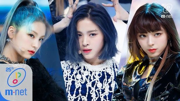 Đâu chỉ có JYP push nhiệt tình, Yeji (ITZY) còn được nhà đài ưu ái hết sức: Liên tục lên ảnh bìa video, còn cướp luôn kết màn của center! - Ảnh 3.