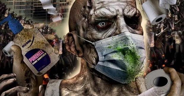 Sắp ra lò phim Corona Zombies lên án nạn xem thường việc đeo khẩu trang nhưng đánh nhau bể đầu vì cuộn giấy vệ sinh - Ảnh 1.