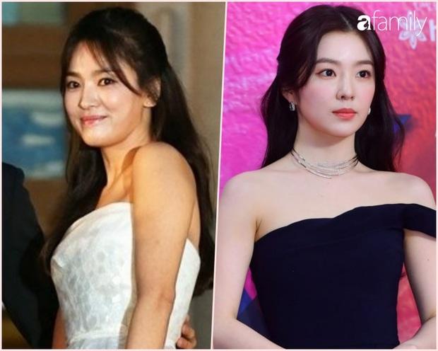 Irene ngày một xinh và sang, lại còn gợi nhắc đến Song Hye Kyo khi cùng để một kiểu tóc, một style lên đồ - Ảnh 2.