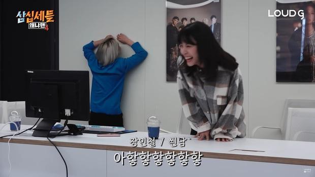 Tưởng Kim Cương Hàn thế nào, siêu sao vũ trụ Kim HeeChul để thua trắng 3 - 0 trước nữ MC xinh đẹp Kim MinA trong kèo solo 1v1 - Ảnh 2.
