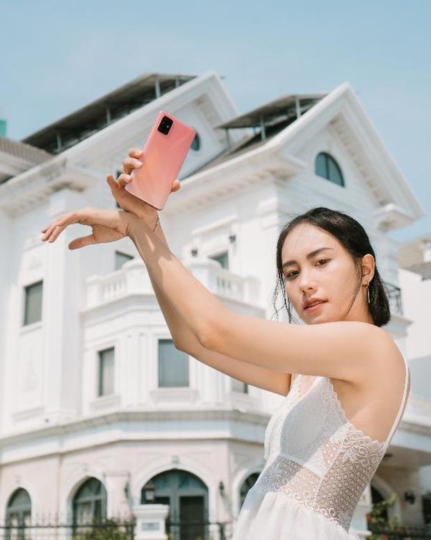 Galaxy A71 hồng crush trendy đốn tim giới trẻ, giảm 1 triệu độc quyền tại FPT Shop  - Ảnh 3.