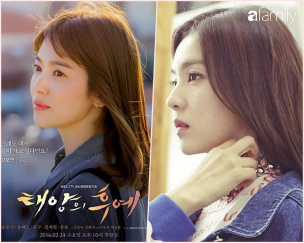 Irene ngày một xinh và sang, lại còn gợi nhắc đến Song Hye Kyo khi cùng để một kiểu tóc, một style lên đồ - Ảnh 4.