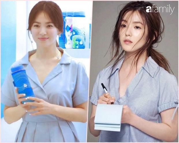 Irene ngày một xinh và sang, lại còn gợi nhắc đến Song Hye Kyo khi cùng để một kiểu tóc, một style lên đồ - Ảnh 6.