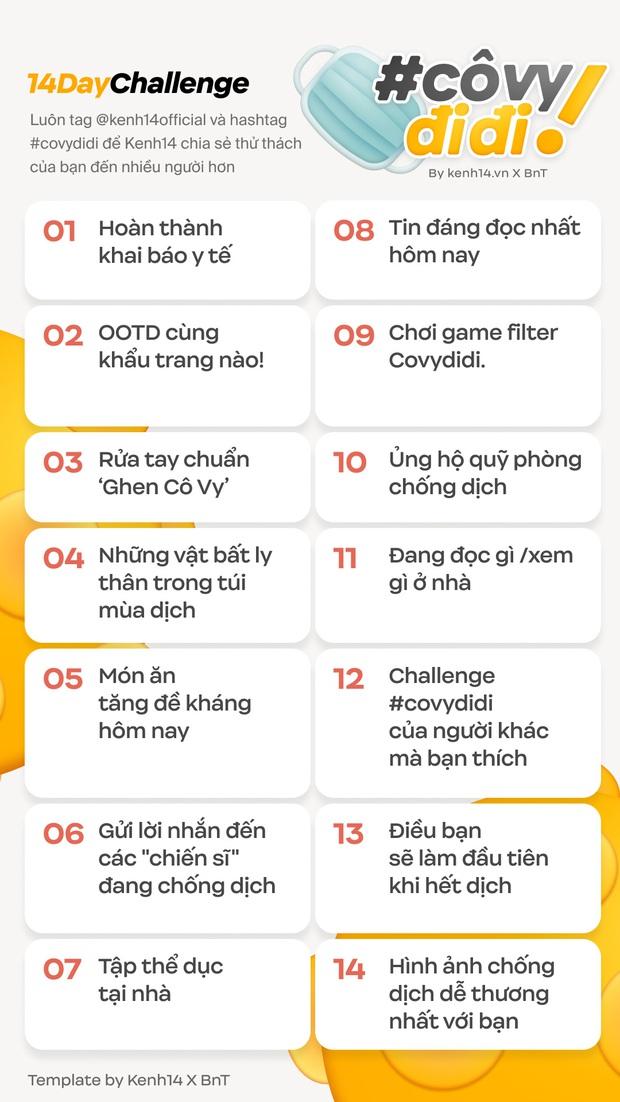 Sao Việt đang rần rần tham gia Cô Vy đi đi: Từ Huyền My, Hoài Sa đến loạt nghệ sĩ giải quyết thử thách số 1 chỉ trong 3 phút! - Ảnh 3.