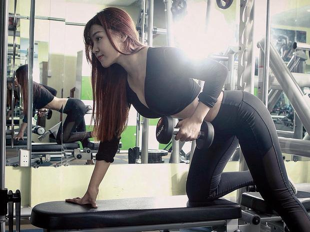 Yến Xuân khoe video tập Muay Thái cực ngầu 3 năm trước, hẹn ngày trở lại với môn võ yêu thích - Ảnh 2.