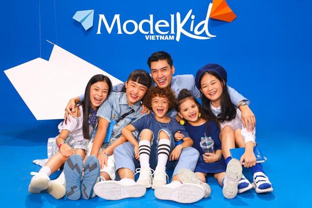 Hình hiệu Model Kid Vietnam: Team Tuyết Lan, Mâu Thủy, Quang Đại hay Hương Ly ấn tượng nhất? - Ảnh 11.