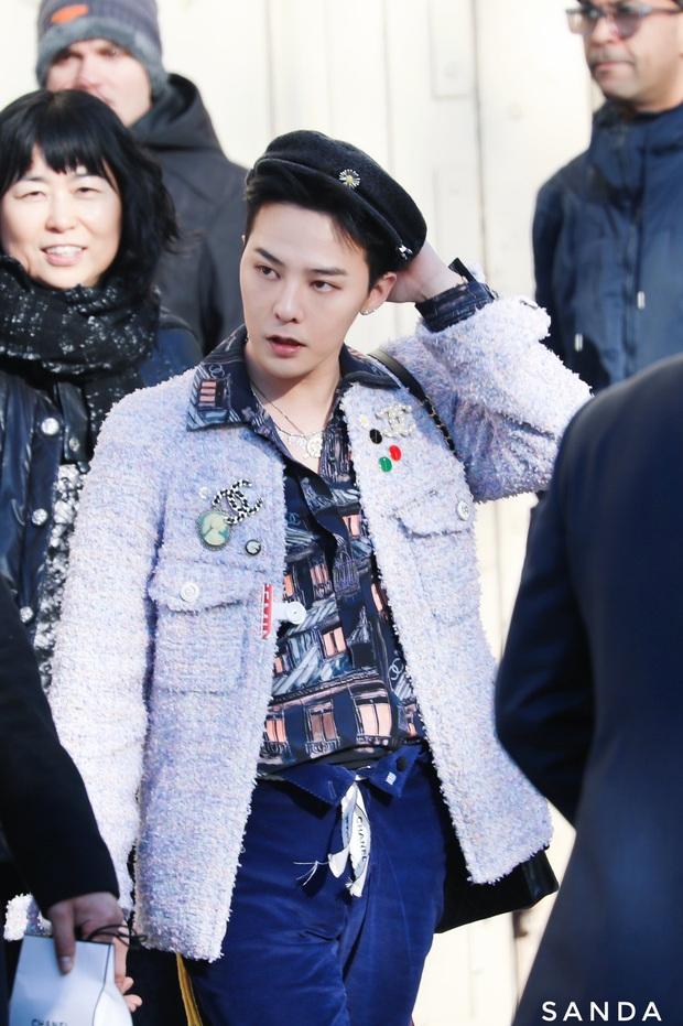 Chưa trở lại được bao lâu ông hoàng Kpop G-Dragon lại gây tranh cãi cực điểm khi đăng hình ẩn ý về việc dùng chất kích thích, gây nghiện - Ảnh 4.