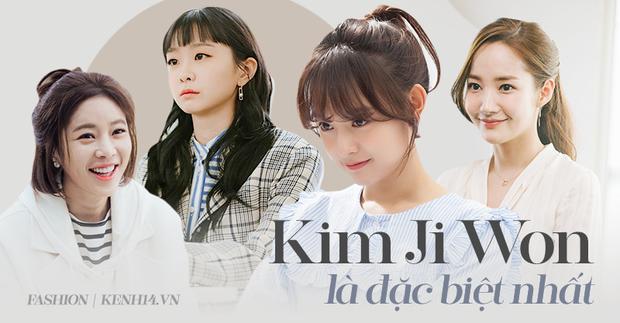 Nhờ sợi dây chuyền oan nghiệt, Kim Ji Won bỗng thành nữ chính đặc biệt nhất của Park Seo Joon, bứt phá hơn hẳn 3 cô còn lại - Ảnh 1.