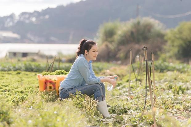 Mục sở thị bất động sản chục ngàn mét vuông của sao Việt: Toàn để trồng rau nuôi cá, Lý Nhã Kỳ có khu đất như nông trại - Ảnh 5.