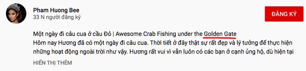 """Tập tành quay vlog du lịch, Hoa hậu Phạm Hương bị """"soi"""" vì gọi sai tên địa danh ở Mỹ, kiến thức cơ bản cũng nhầm lẫn - Ảnh 4."""