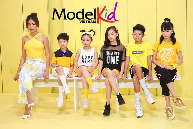 Hình hiệu Model Kid Vietnam: Team Tuyết Lan, Mâu Thủy, Quang Đại hay Hương Ly ấn tượng nhất? - Ảnh 9.