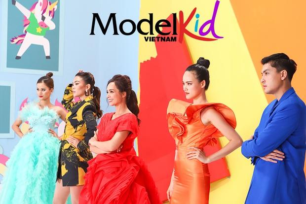 Hình hiệu Model Kid Vietnam: Team Tuyết Lan, Mâu Thủy, Quang Đại hay Hương Ly ấn tượng nhất? - Ảnh 2.