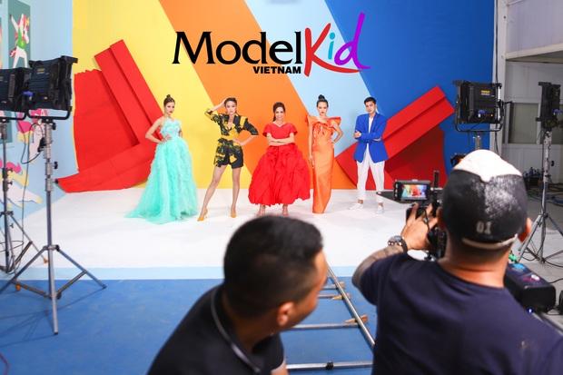 Hình hiệu Model Kid Vietnam: Team Tuyết Lan, Mâu Thủy, Quang Đại hay Hương Ly ấn tượng nhất? - Ảnh 3.