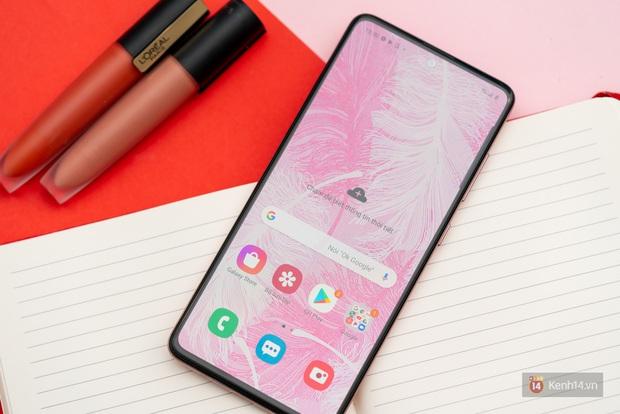 Cùng ngắm nghía smartphone mang màu sắc nữ tính nhất hiện nay - Ảnh 5.