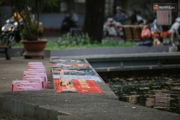 Nhiều điểm đến du lịch nổi tiếng nhất Sài Gòn đìu hiu vì vắng khách, chưa bao giờ thành phố nhộn nhịp lại khác lạ đến vậy - Ảnh 18.