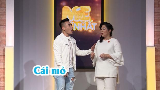 Thánh livestream Lê Dương Bảo Lâm từng bị chê vì miệng rộng giống mẹ - Ảnh 1.