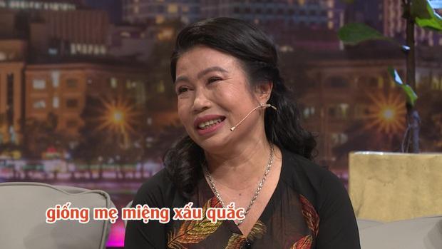 Thánh livestream Lê Dương Bảo Lâm từng bị chê vì miệng rộng giống mẹ - Ảnh 3.