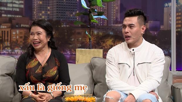 Thánh livestream Lê Dương Bảo Lâm từng bị chê vì miệng rộng giống mẹ - Ảnh 4.