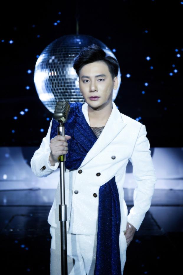 Quách Ngọc Ngoan tái xuất, đối đầu Trung Dũng, Nguyệt Ánh... trong gameshow ca hát - Ảnh 4.