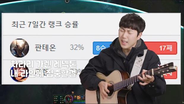 Tâm sự phong cách nghệ sĩ, ca sĩ Hàn Quốc yêu LMHT viết ca khúc về hành trình leo rank đẫm nước mắt - Ảnh 3.