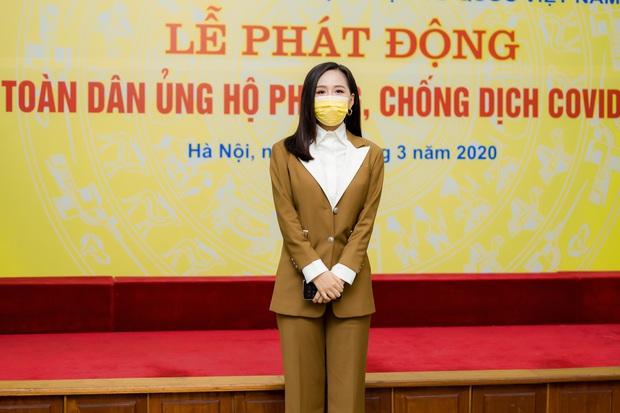 Hoa hậu Mai Phương Thuý gặp Thủ tướng Chính phủ, đại diện ủng hộ 20 tỷ đồng phòng chống đại dịch Covid-19 - Ảnh 3.