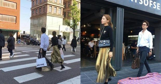 Xe tải ngôn tình là đây: Sooyoung được tài tử Jung Kyung Ho tặng ở phim trường, 8 năm vẫn nồng nàn kệ bao kẻ chia tay - Ảnh 4.