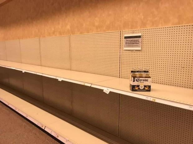 Điểm danh những sản phẩm bị hắt hủi tại loạt siêu thị ở Mỹ, châu Âu mùa dịch bệnh Covid-19 - Ảnh 1.
