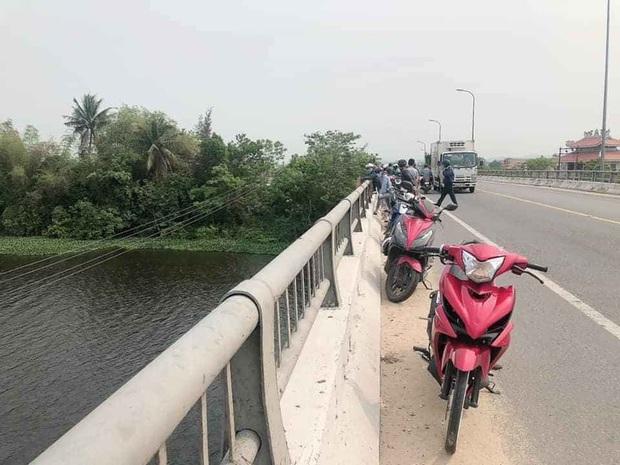 Bi hài thanh niên bỏ xe giữa cầu rồi đi nhậu, báo hại nhiều người lặn tìm vì tưởng tự tử - Ảnh 4.