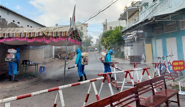Bình Thuận: Số người tiếp xúc gần với F1 và F2 đang tăng thêm  - Ảnh 1.