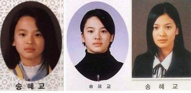 10 minh tinh có ảnh tốt nghiệp hot nhất Kbiz: Kiểu đầu Kim Tae Hee gây sốc, Song Joong Ki - Won Bin chưa xuất sắc bằng đàn em? - Ảnh 20.