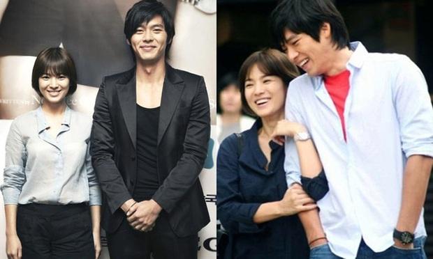 4 nam thần sát gái khét tiếng Kbiz: 2 cô bé tiểu học đánh nhau vì Lee Min Ho, Hyun Bin - GD có cả list bạn gái quyền lực - Ảnh 17.