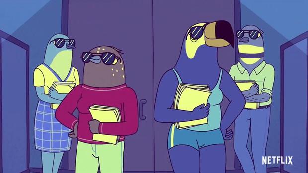 10 series hoạt hình trên Netflix khiến bạn nhận ra đây không chỉ là thể loại cho trẻ con - Ảnh 20.